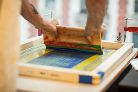 Screen printing - Services
